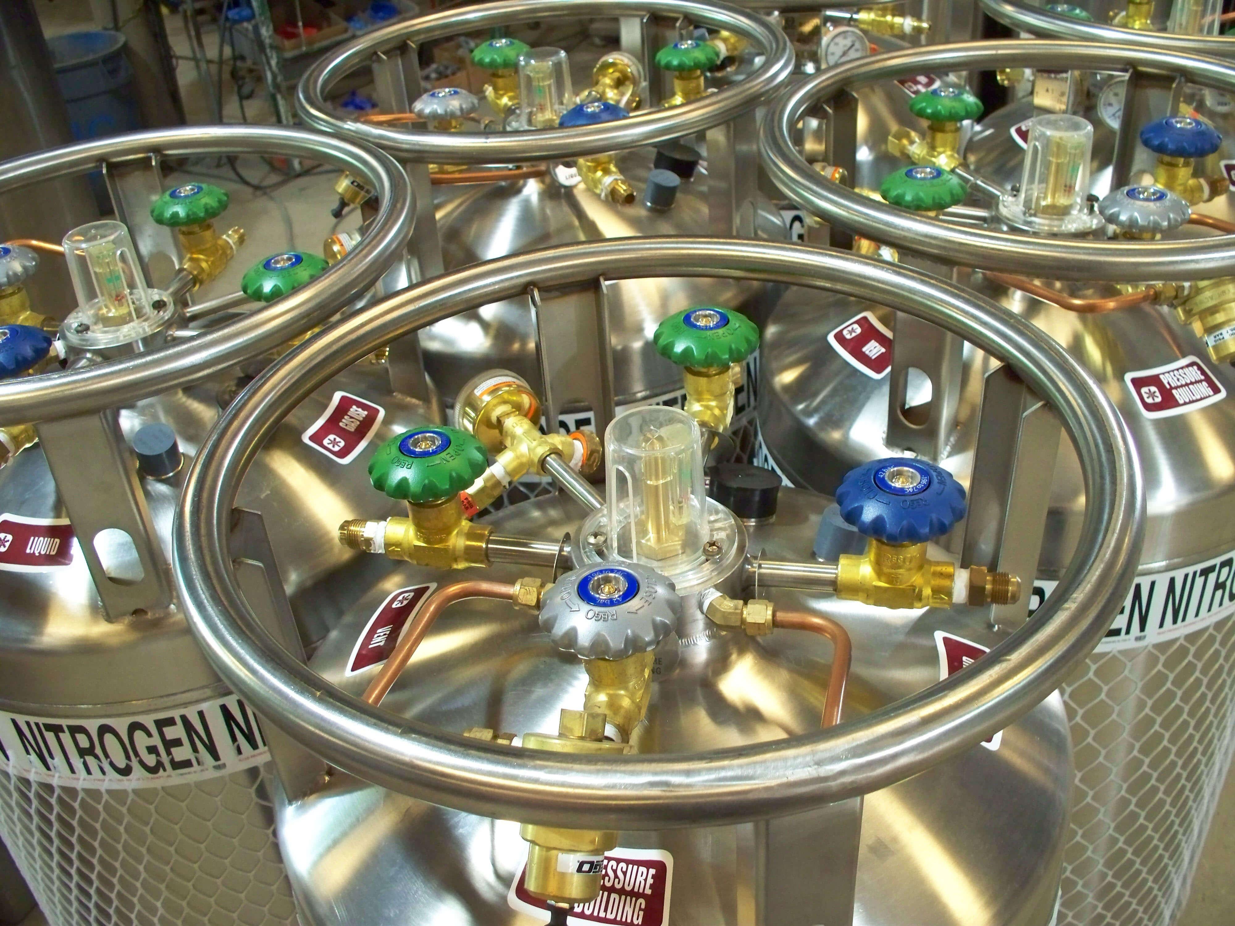 Liquid Cylinder Repair
